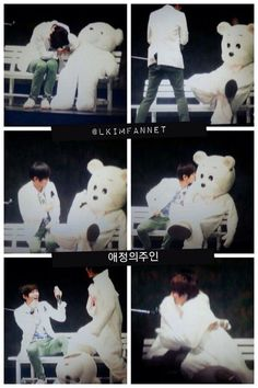 this is so cute ;~; myungyeol line❤️