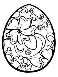 Easter Egg Printable Coloring Pages Beautiful Easter Coloring Pages Best Coloring Pages for Kids Adult Coloring Pages, Easter Coloring Pages Printable, Easter Egg Coloring Pages, Spring Coloring Pages, Coloring Pages To Print, Colouring Pages, Coloring Sheets, Coloring Books, Kids Coloring