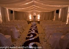 Video On How to do Ceiling Draping - Event Pro Training