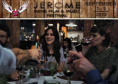 UN DÍA CUALQUIERA, de Nayra Sanz Fuentes, seleccionado en el Jerome Indie Film & Music Festival, que se celebra del 3 al 6 de septiembre en Arizona, EEUU.