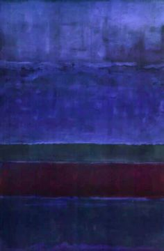 Top 10 Most Famous Paintings by Mark Rothko Famous Abstract Artists, Most Famous Paintings, Modern Artists, Mark Rothko Paintings, Rothko Art, Abstract Paintings, Contemporary Abstract Art, Abstract Expressionism, Painting Inspiration