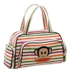 The most beautiful Paul Frank bag!