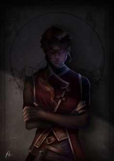 Lucien by Jo Painter