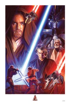 Star Wars- Anakin and Obi-Wan
