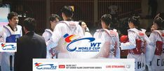 Finale των World Taekwondo Grand Slam Champions Series με το World Taekwondo World Cup Team Championships,Wuxi, China