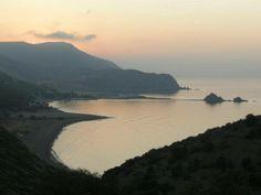 our beautiful beach <3 Cala Iris, Targuist, Al Hoceima, Morocco