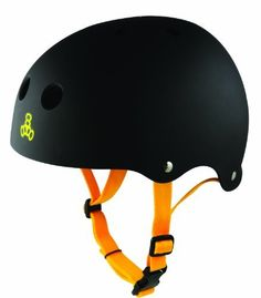 Triple Eight Rubber Water Helmet (Black, Medium) by Triple Eight. $38.61. After years of inquiries from our loyal customers about a Triple Eight Wakeboard Helmet, we've finally brought one to market. Featuring a super comfy Quick Dry lining, this helmet wicks away moisture helping to keep you cool and comfortable in the water.