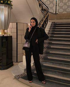 Casual Hijab Outfit, Ootd Hijab, Casual Outfits, Muslim Fashion, Modest Fashion, Fashion Outfits, Women's Fashion, Muslim Girls, Muslim Women