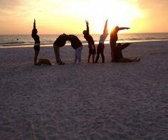 Beach pics with friends amazing and super funtastic 18 Strandbilder mit Freunden toll und super funtastic 18