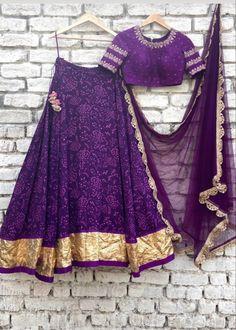 Lehnga Dress, Lehenga Blouse, Salwar Designs, Blouse Designs, Lehenga Choli Latest, Mehendi Outfits, Designer Bridal Lehenga, Indian Wedding Outfits, Half Saree
