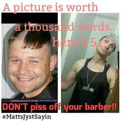 #MattsJystSayin