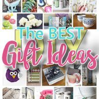 The BEST Do it Yourself Gifts - Fun, Clever and Unique DIY Craft Projects and Ideas for Christmas, Birthdays, Thank You or Any Occasion via Dreaming in DIY Best Family Gifts, Best Gifts, Unique Gifts, Diy Christmas Gifts, Holiday Crafts, Christmas Things, Christmas Ideas, Craft Gifts, Diy Gifts