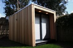 Now, that's a shed!