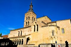 Iglesia de San Martin (Saint Martin Church) Segovia Spain by mbell1975, via Flickr