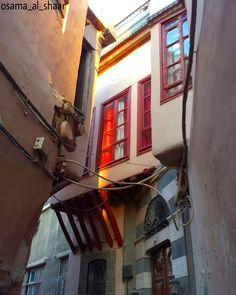 Damascus - Bab toma December 2015. دمشق - باب توما  #syria #damascus #ancient #architecture