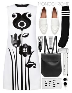 """Untitled #614"" by atarituesday ❤ liked on Polyvore featuring Victoria, Victoria Beckham, GRETCHEN, Bobbi Brown Cosmetics, Trish McEvoy and Bling Jewelry"