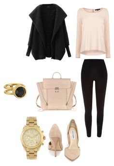 """""""Untitled #34"""" by kasia206648 ❤ liked on Polyvore featuring Coast, River Island, Steve Madden, Chicnova Fashion, 3.1 Phillip Lim, Michael Kors and Marc by Marc Jacobs"""