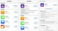 Sabías que TestFlight se actualiza añadiendo soporte para iOS 10