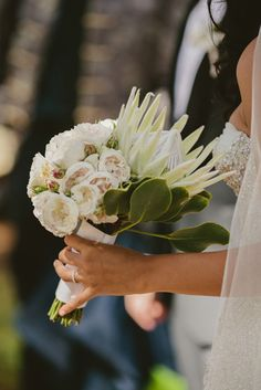 Beautiful bouquet for sydney and capetown weddings with photos by Jonas Peterson Photography | junebugweddings.com