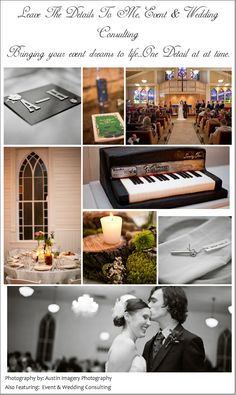 Nelson Powell Wedding by Leave the Details to Me Event and Wedding Consulting