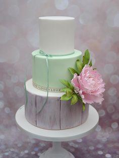 Bruidstaarten, bruidsgebak en bruidscupcakes | Annica's cakes