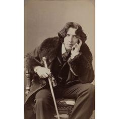 Crédit : Napoléon Sarony Portrait d'Oscar Wilde Bibliothèque du Congrès Washington
