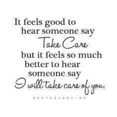 a Care