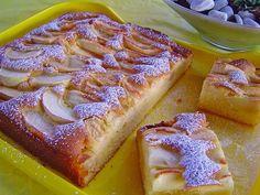 Apfelkuchen schnell und fein, ein schönes Rezept aus der Kategorie Kuchen. Bewertungen: 638. Durchschnitt: Ø 4,5.
