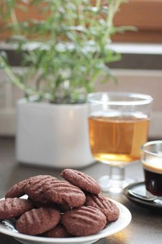 Healthy Recipes, Healthy Food, Sweets, Cookies, Chocolate, Baking, Brownies, Desserts, Healthy Foods