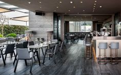 Our lunch spot. Superior Hotel, Milan Hotel, Conference Room, Interior Design, Table, Lunch, Star, Furniture, Home Decor