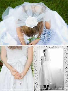 first communion photography ideas - Google Search