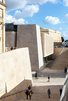 RENZO PIANO BUILDING WORKSHOP VALLETTA CITY GATE