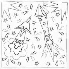 dibujos petardos, cohetes - Buscar con Google