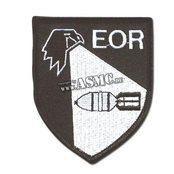 Abzeichen Textil Kampfmittelerkunder EOR #ArmyShop #NATO #Adventure #Security #Military #Camping