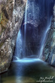 Bear Canyon Falls, near Redding, CA http://papasteves.com/blogs/news