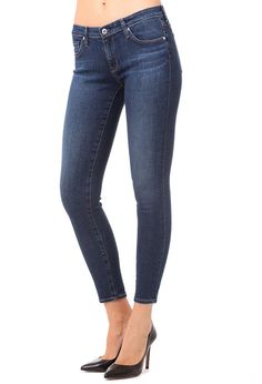 The Legging Ankle - Pace | AG Jeans Official Store