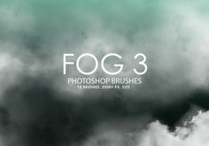 Free Fog Photoshop Brushes 3