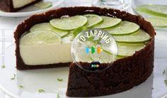 Postre limón y chocolate. Te proponemos un tarta deliciosa se trata de un postre limón y chocolate, una receta fácil y rápida de hacer para quedar bien con
