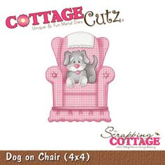 The Scrapping Cottage - Where CottageCutz are Always Blooming - CottageCutz 4x4