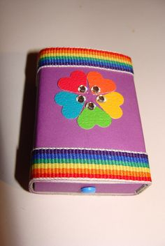 Rainbow Matchbox