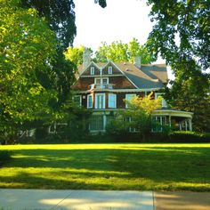 Historical home in Quincy, Illinois