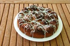 Cinnamon rolls Cinnamon Rolls, Pie, Desserts, Food, Bonbon, Pebble Stone, Torte, Tailgate Desserts, Cake