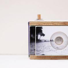 love this handmade medium format pinhole camera, from FrenchFind on Etsy