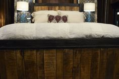 Make your bed the beautiful haven it deserves to be! Upgrade your bedding or buy a new headboard and footboard. Check out the full post for other furniture upgrades to make this year!