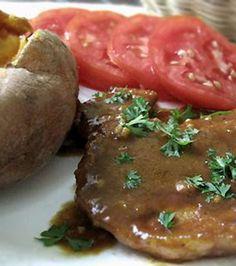 Cajun Marinated Pork Chops