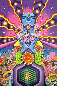 Trippy hippie dippy soul sisters and brothers #pisces