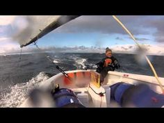 Oppie Sailing 30knots - YouTube