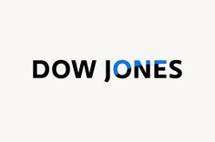 Dow Jones & Company, Corporate Identity by STUDIO NEWWORK, via Behance