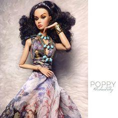 Poppy Parker for #FashionFriday wearing #ELIDA | Elian Stellar | Flickr