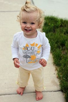 u r my sunshine cameo t-shirt project - Click image to find more DIY  amp 687d9ec0a228